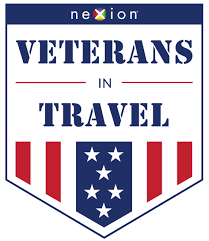 Veterans in Travel Logo